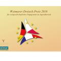 Weimarer-Dreieck-Preis 2016