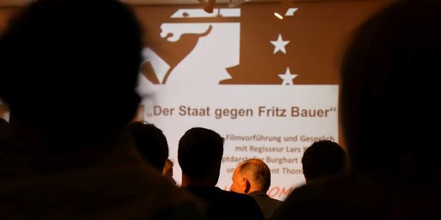 """Filmvorführung in der Landesvertretung Brüssel: """"Der Staat gegen Fritz Bauer"""""""