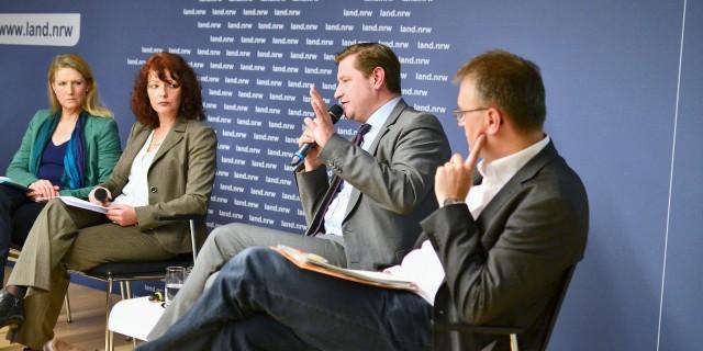 Stadttorgespräch: Die 2030-Agenda für nachhaltige Entwicklung
