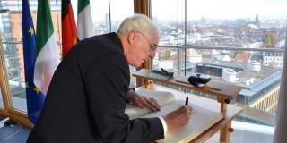 Botschafter von Irland besucht Staatskanzlei