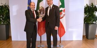 Mexikanischer Generalkonsul zu Gast in der Staatskanzlei