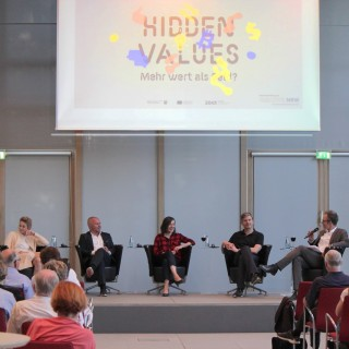 Botschaft des Westens CREATIVE.NRW Panel
