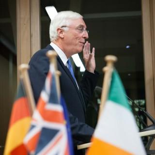 Irlands Botschafter in Deutschland, Michael Collins