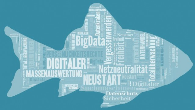 Fisch wordcloud