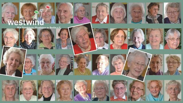 Westwind 40 Frauen