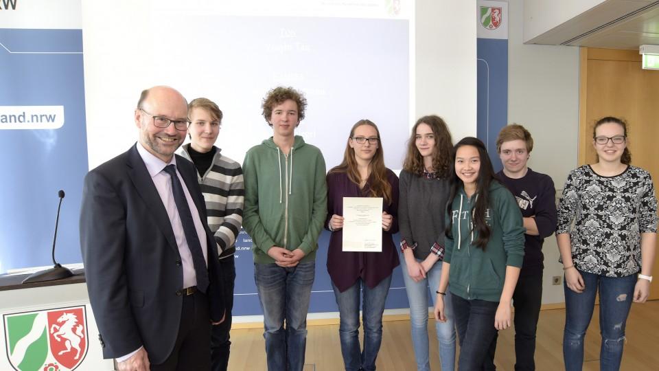 EuroVisions 2015 Gewinner Kurzfilmwettbewerb