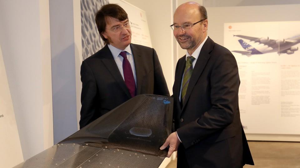 Niederländische Kommissare des Königs zu Gast in NRW