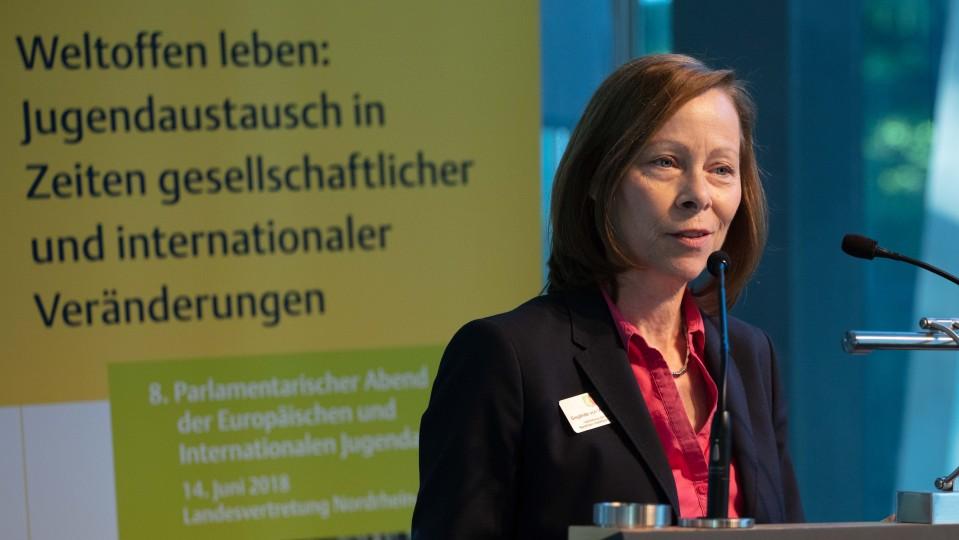 8. Parlamentarischer Abend der Europäischen und Internationalen Jugendarbeit