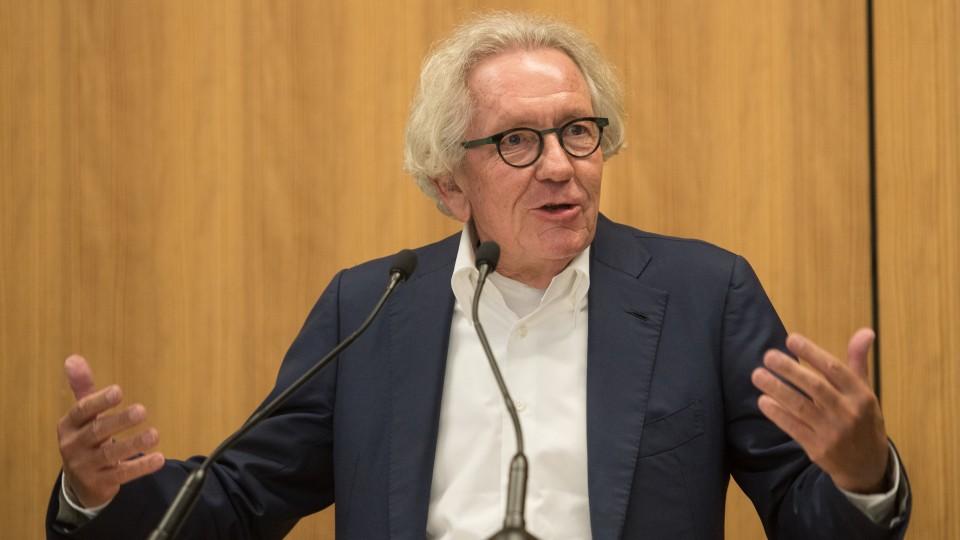 Minister Stephan Holthoff-Pförtner
