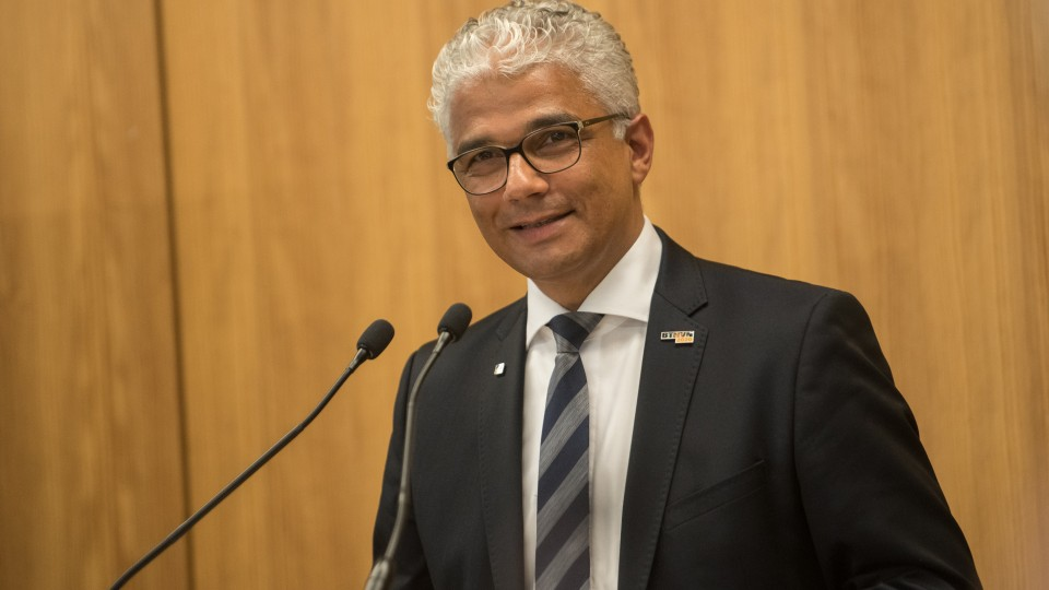 Ashok Sridharan, Oberbürgermeister der Bundesstadt Bonn