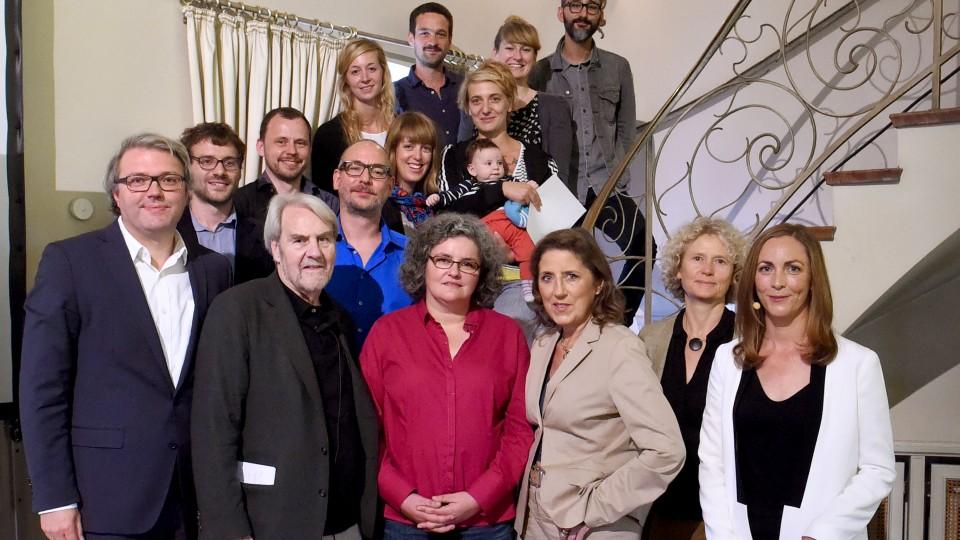 14. Verleihung Gerd Ruge Stipendium der Film- und Medienstiftung NRW