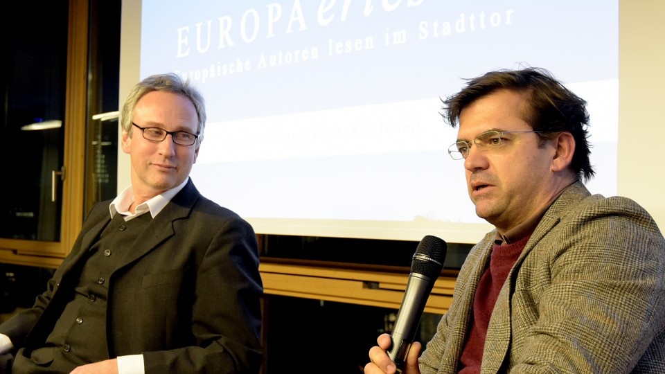 Europa erlesen mit Miguel Szymanski
