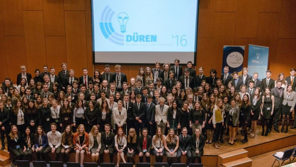 Europäisches Jugendparlament März 2016