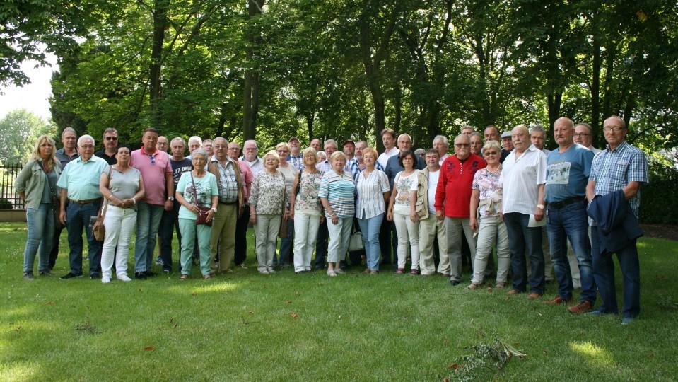 27.06.2017 Besuchergruppe des Abgeordneten Dirk Vöpel MdB