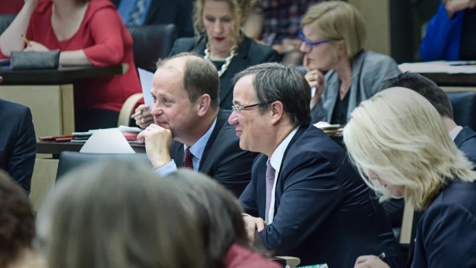 Min Dr. Stamp, MP Laschet, Bundesrat, 2017-07