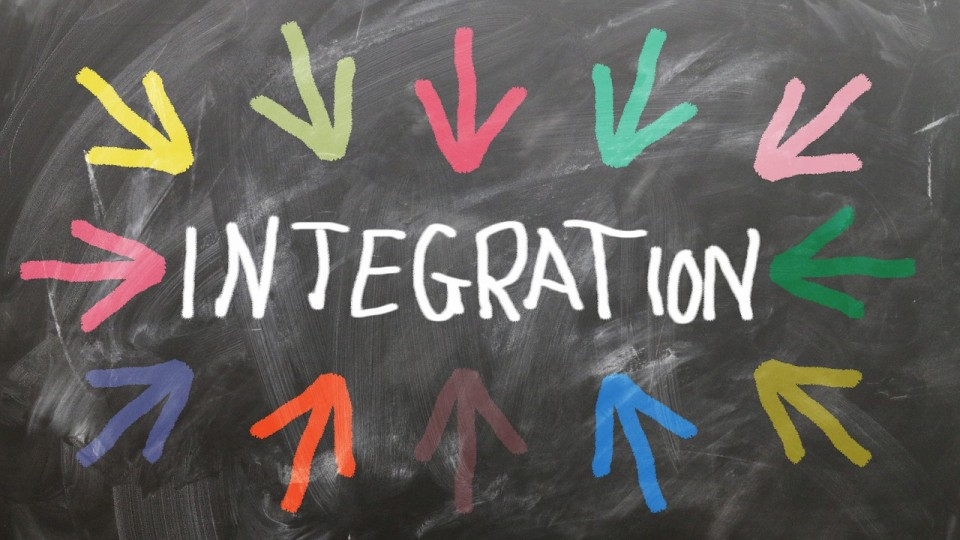 Integration Tafel Pfeile
