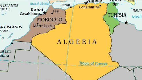 Maghreb-Staaten