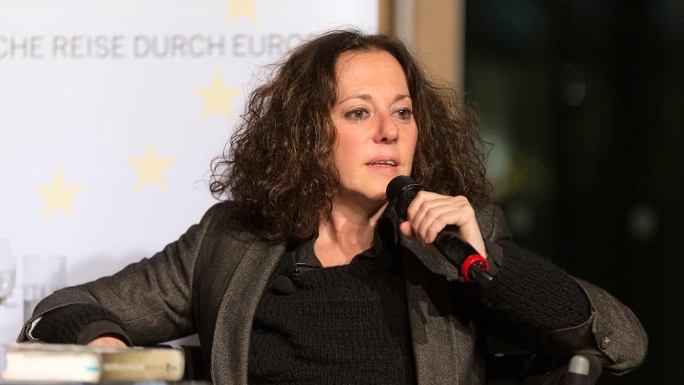 Europa erlesen: Gila Lustiger