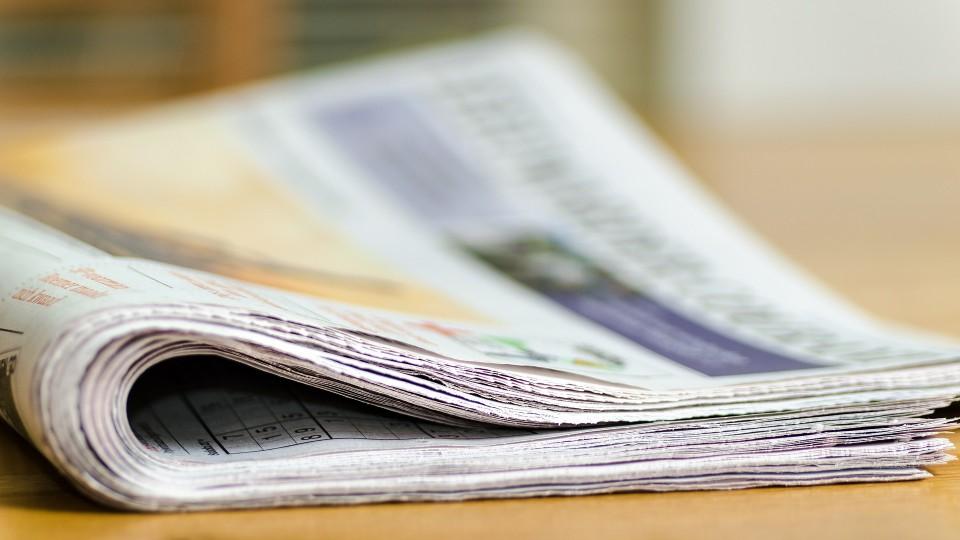 Zeitung Presse